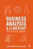 Business Analysis Leadership book